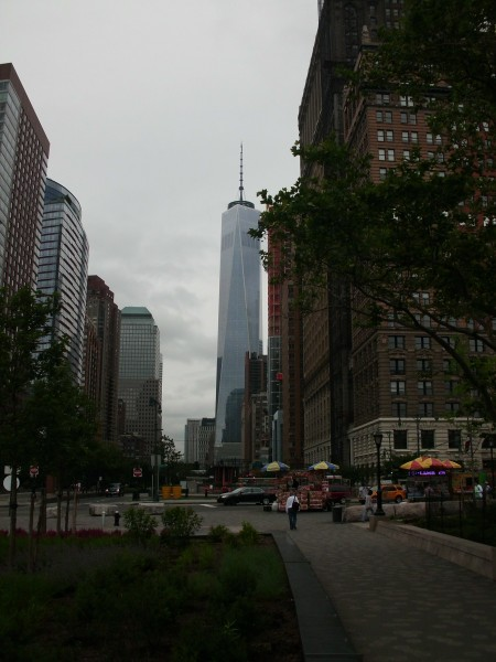 The renewed WTC
