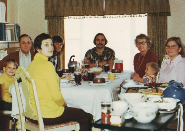 Thanksgiving 1976