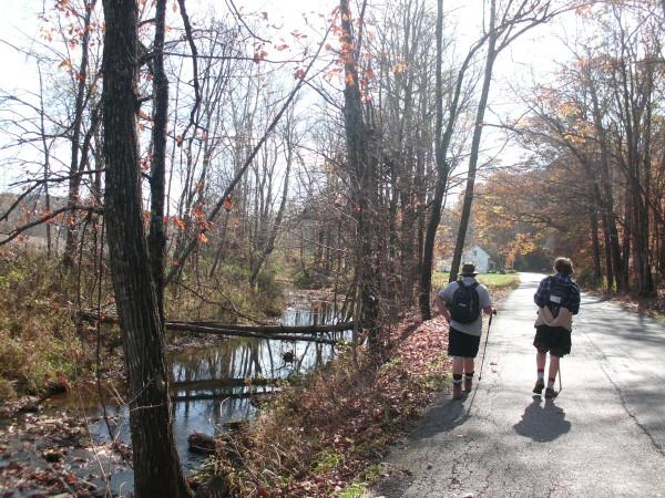 Follow the creek