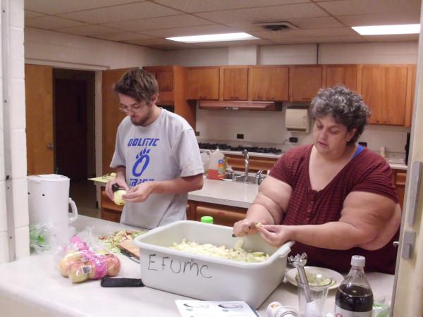 Easy as pie, my Granny Smith
