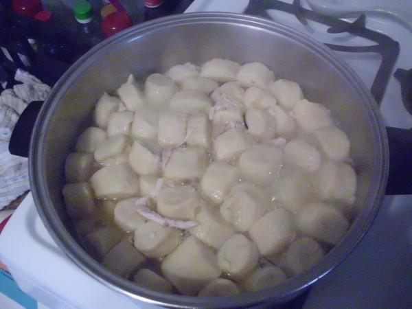 Dumplings by Mae West