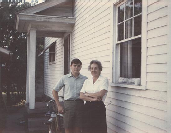 Arthur & Mother