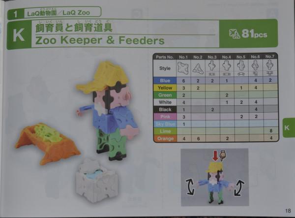 LAQmanual ZOO Keeper