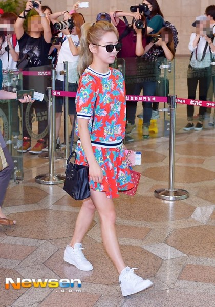 snsd airport pictures (34)