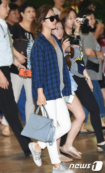 snsd airport pictures (11)