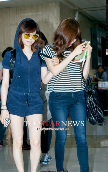 airport pictures snsd (8)