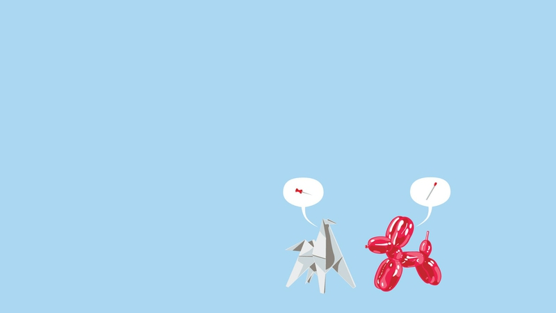 paper balloon dog none 1920x1080 wallpaper_www.wallpaperhi.com_60