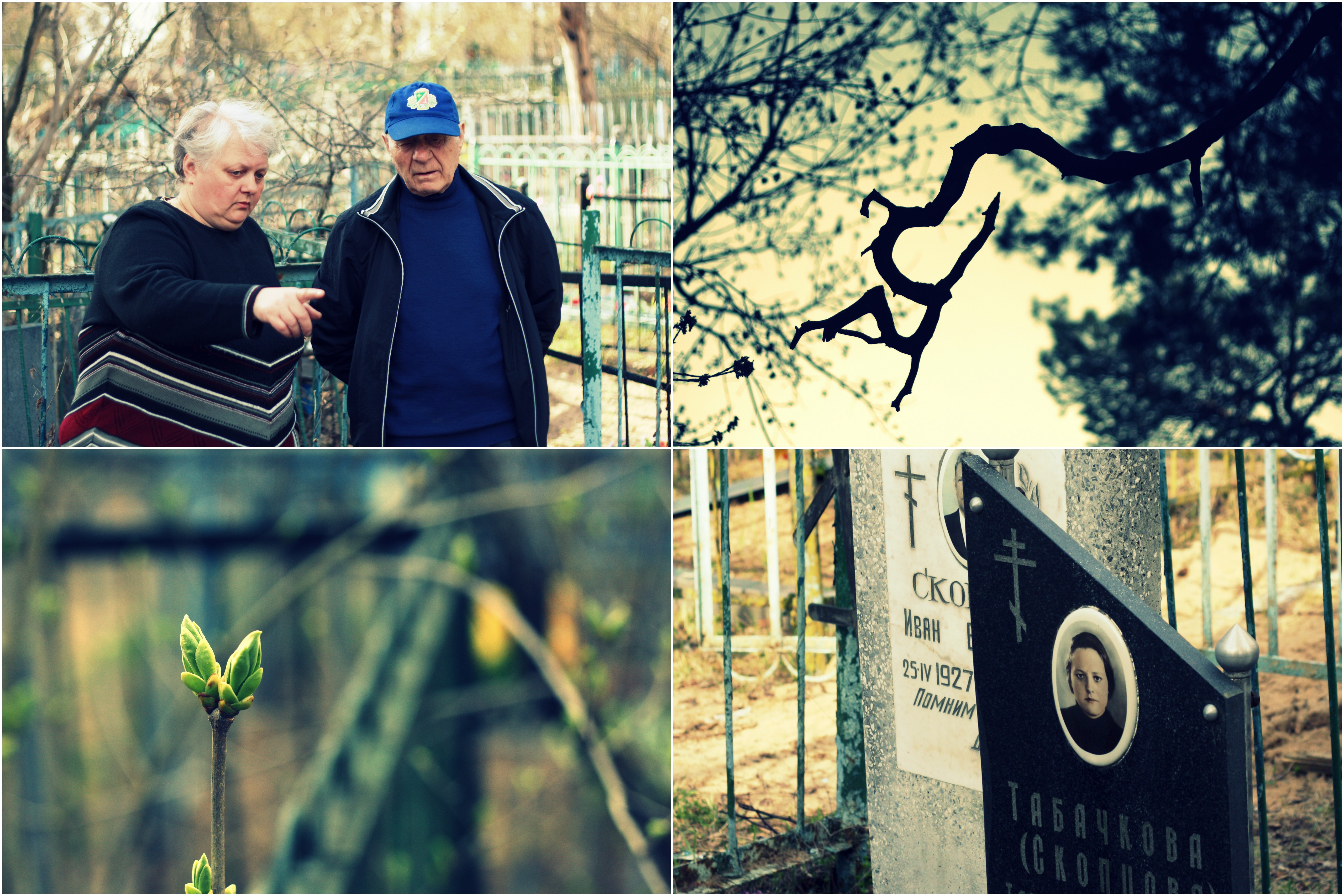 2013 1 мая Кладбище во Власово