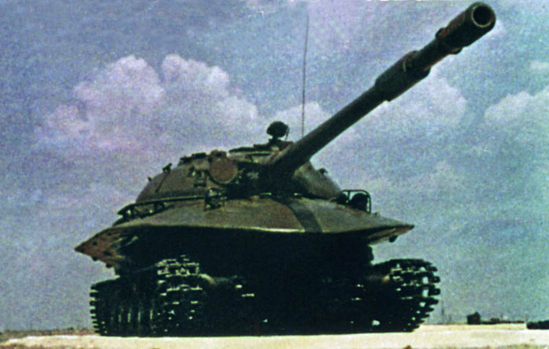 Image result for Object 279 The Soviet Heavy Tank Designed To Survive A Nuclear Explosion