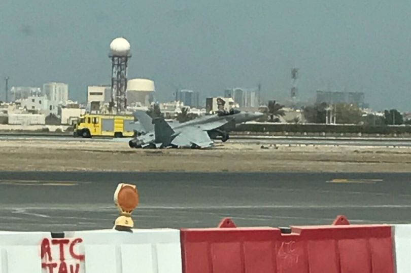 F-18_Bahrain