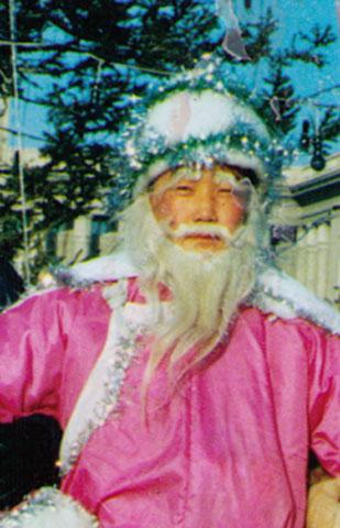 Новый год в Монголии