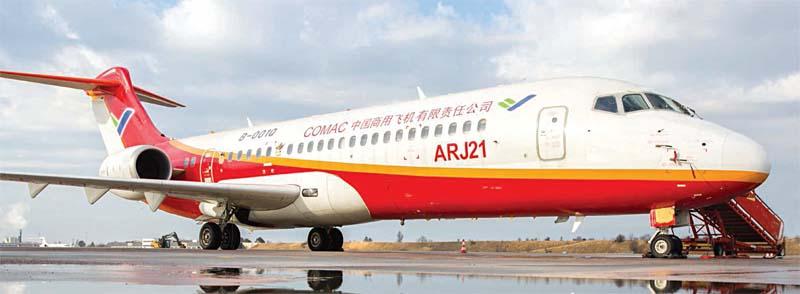 ARJ21