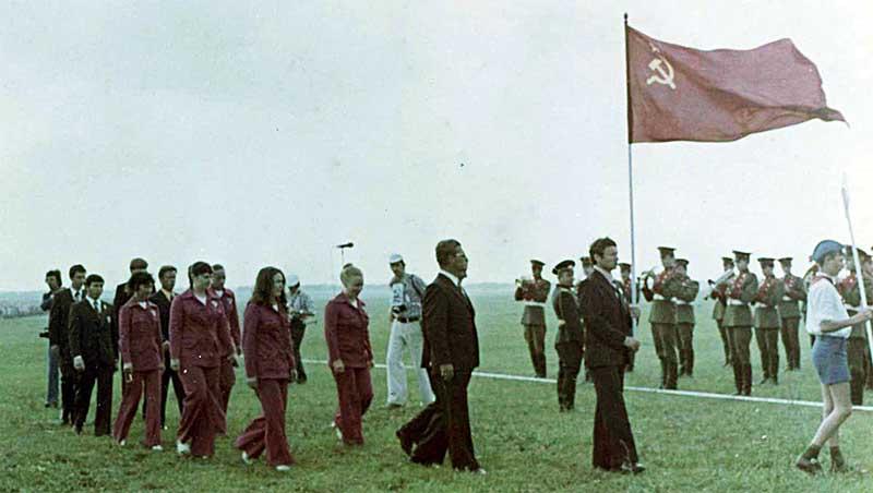 1976 год. Киев. Очередь за колбасой ChW14