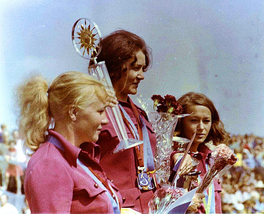 1976 год. Киев. Очередь за колбасой ChW8