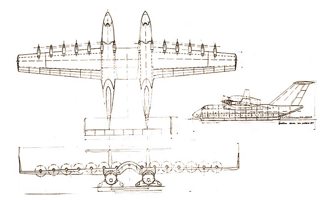 К 100-летию ЦАГИ: Сверхтяжелый транспортный самолет - если взлетим, то An225_2