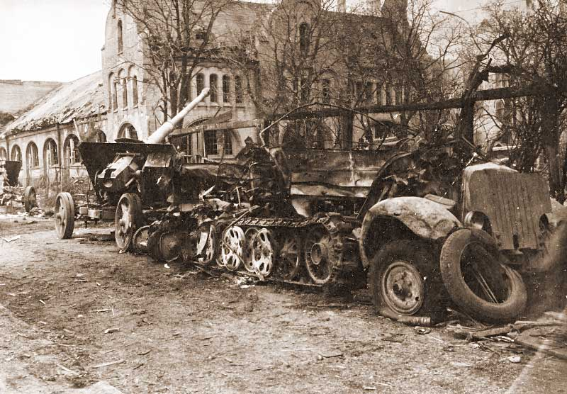 Т-34 как медный таз германской противотанковой артиллерии PAK3