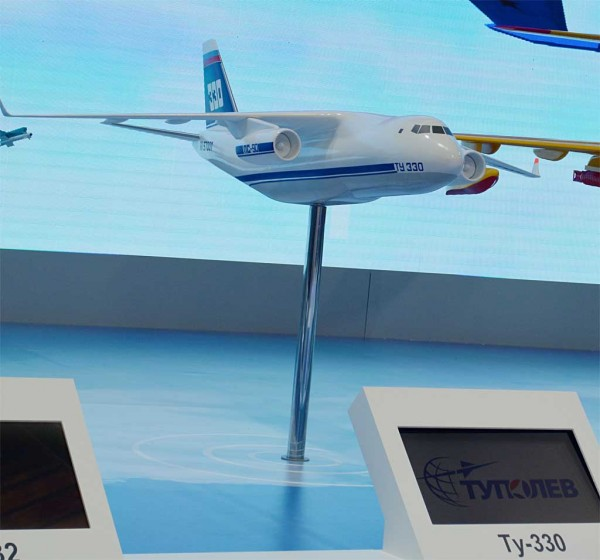 Картинки с МАКСа: Замороженный эмбрион самолета