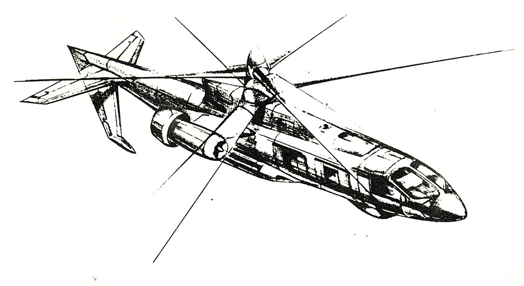 Самолет под названием Вертолет Ka3