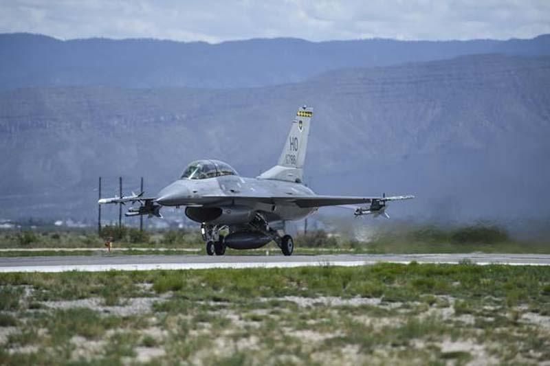 F-16 Hollow