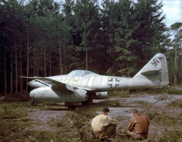 Me 262kodachrome