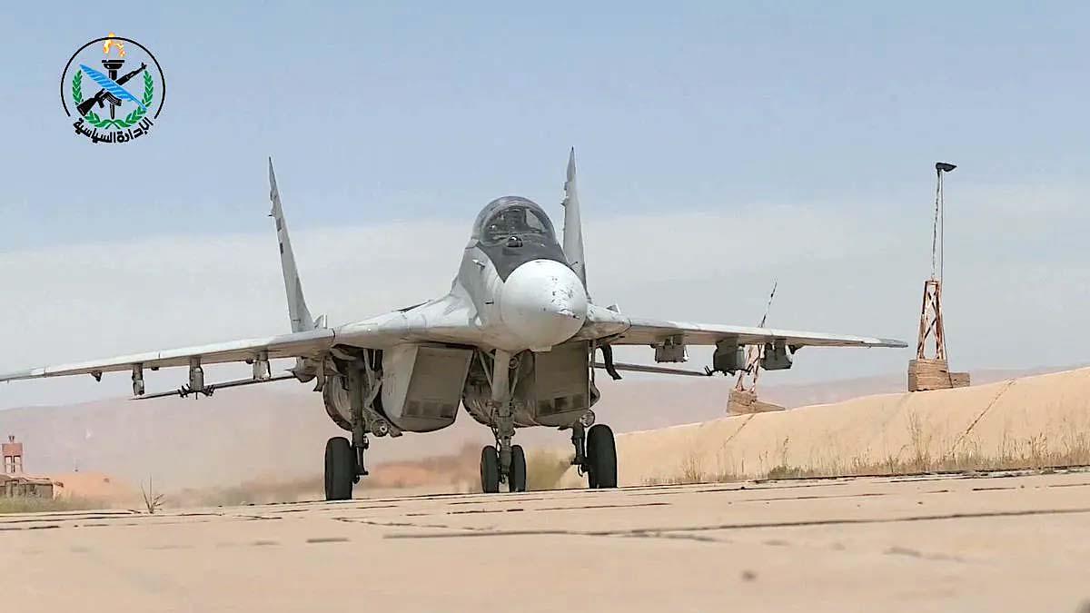 MiG29_Syria1