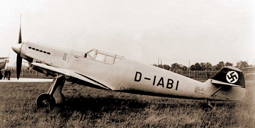Bf 109V1