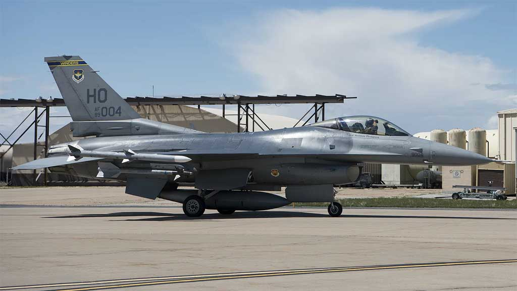F-16Hollow