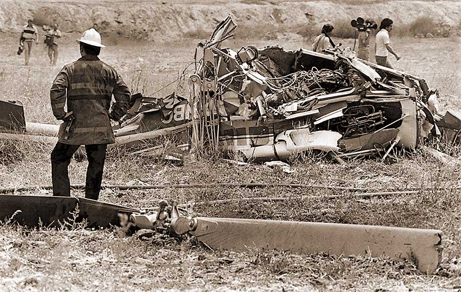 Годовщина трагедии в Санта-Барбаре U-2b