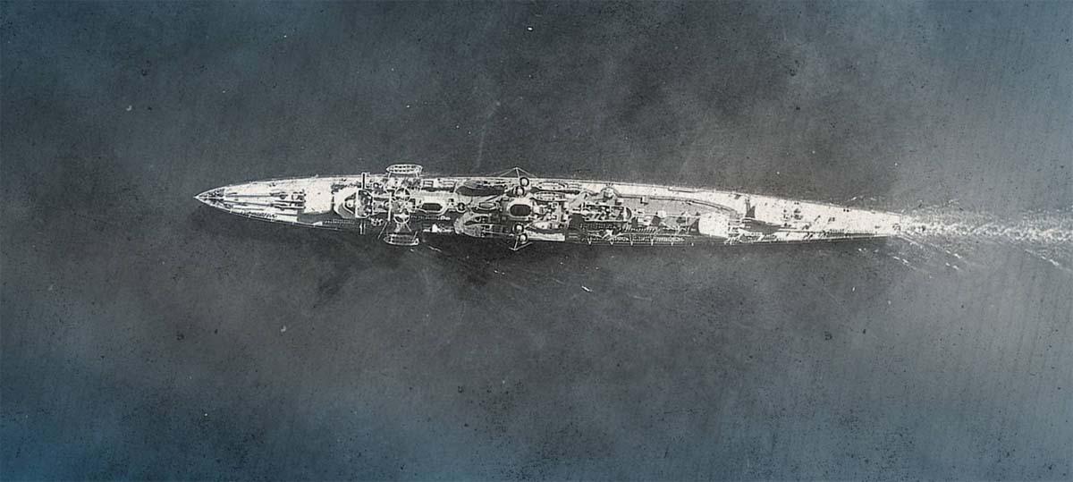 Последний крейсер Karlsrune2
