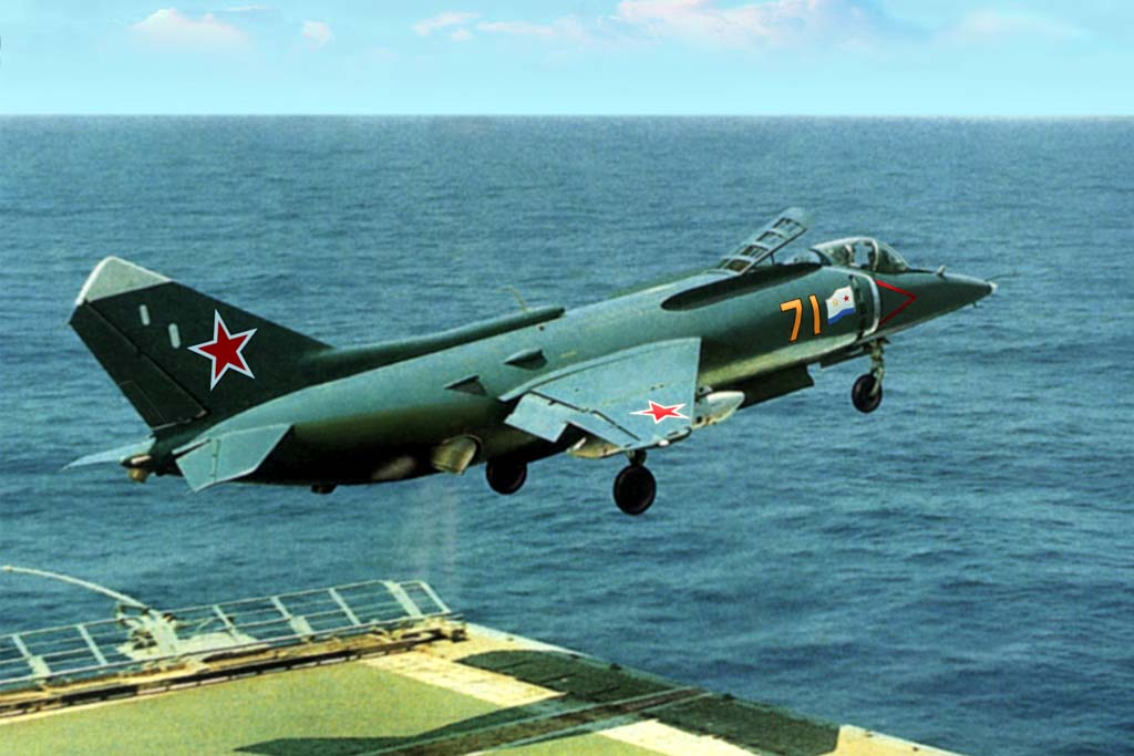 Yak-38d