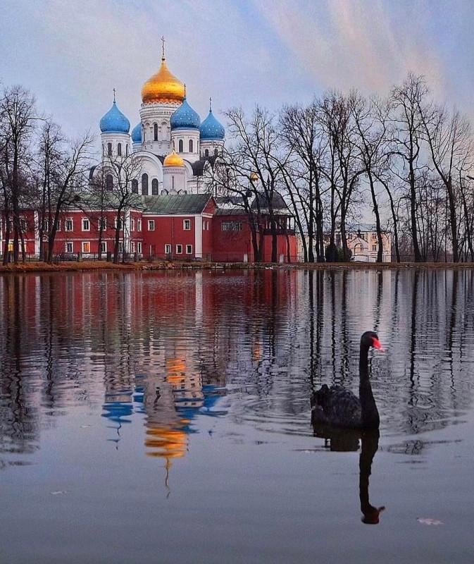 только защищает николо угрешский монастырь в дзержинском фото привет
