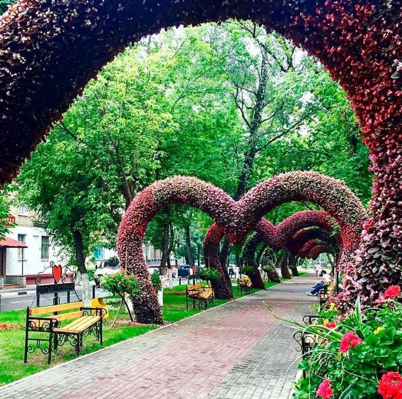 Красивые места в москве для фотографий летом