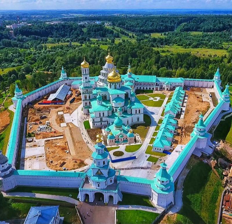 монастырь новый иерусалим подмосковье истра фото забрать любом пунктов