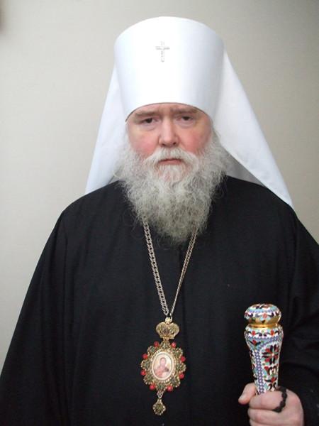 Воззвание к пастве Первоиерарха Русской Зарубежной Церкви Митрополита Агафангела