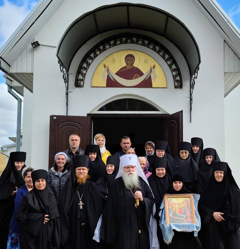 РПЦЗ: Рождество Богородицы в Иоанновском женском монастыре (ФОТО, ВИДЕО)