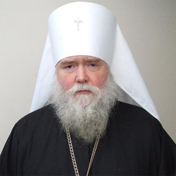 Митрополит Агафангел: Молитвы о мире на Украине
