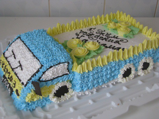 Заказать торт в Астрахани