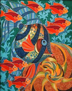 Agafonova_fishes