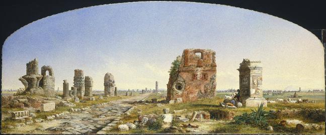 The Appian Way 1