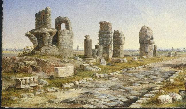 The Appian Way 2