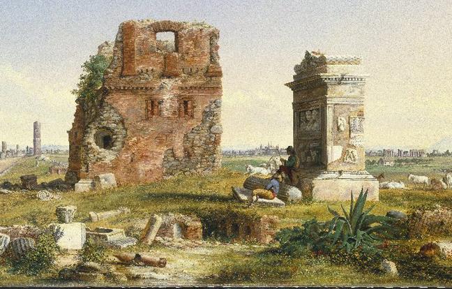 The Appian Way 3