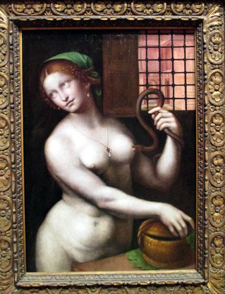 Giampietrino - Cleopatra, ca. 1515