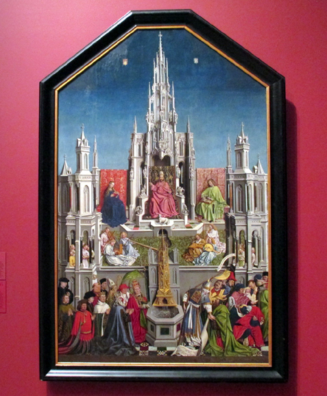 Spanish - The Fountain of Life, 16 Century
