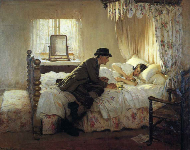 03 Frederick William Elwell - The First Born, 1931.jpg