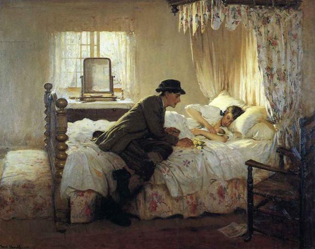 03 Frederick William Elwell - The First Born, 1931.jpg