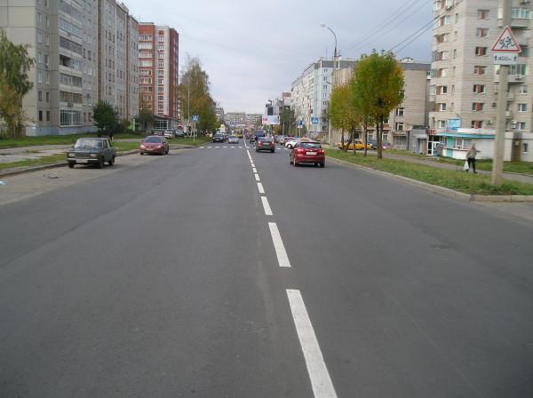 ул. Холмогорова-после ремонта
