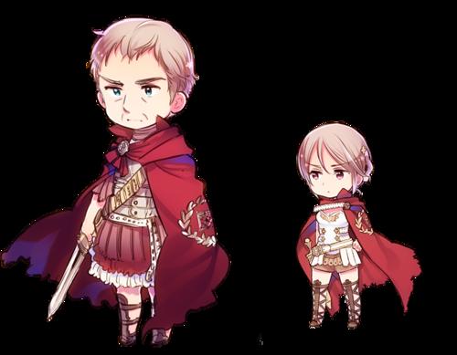 Anime Characters Speaking English : Character profiles from hetalia world stars