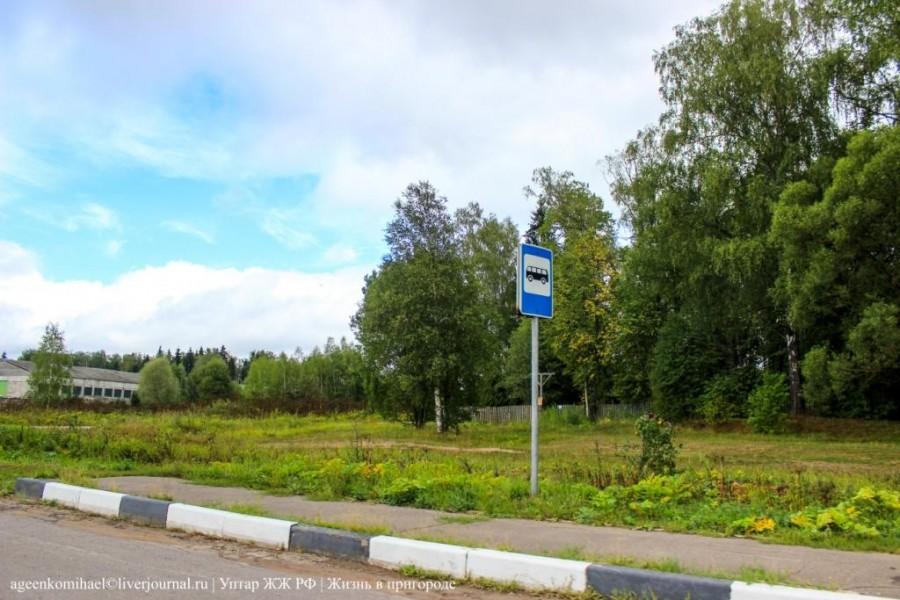 2. По дороге в Рузу (2 фото)