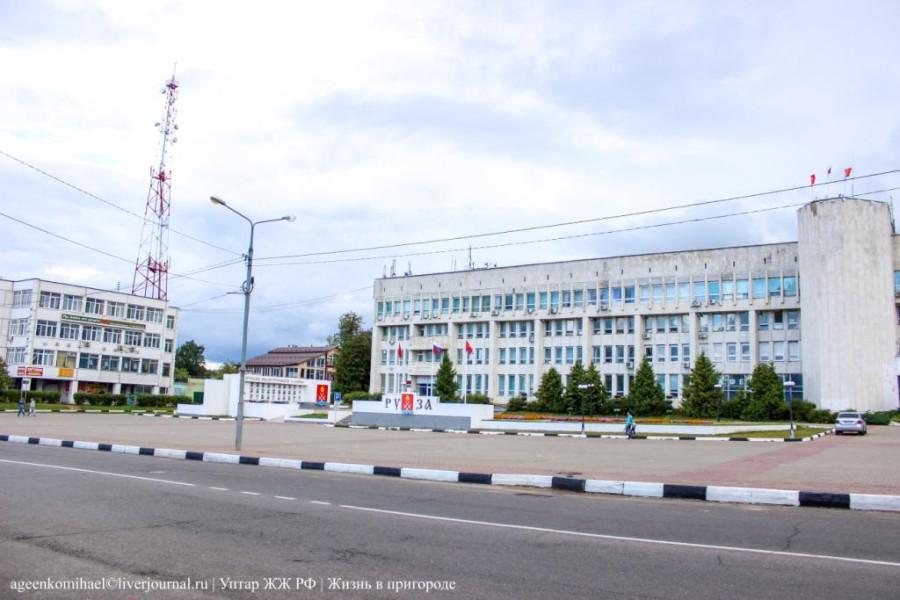 28. Здание администрации