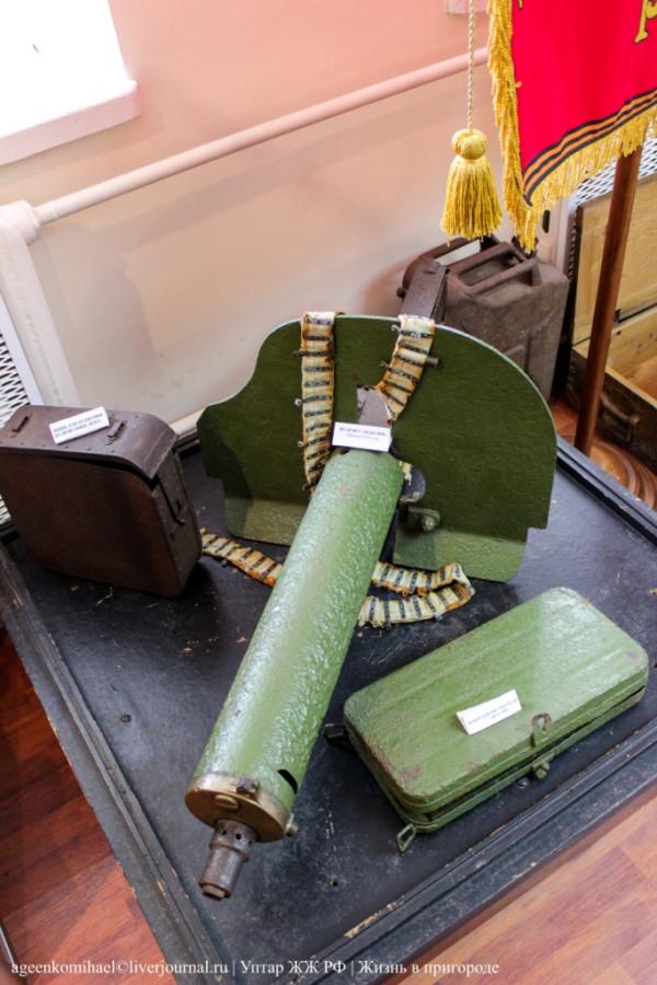 27. пулемет Максим